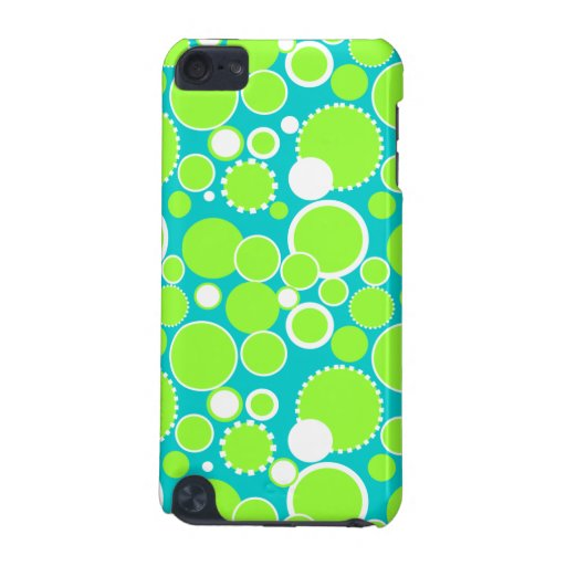Customizable Circles & Dots iPod Touch (5th Generation) Cases