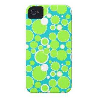 Customizable Circles & Dots Case-Mate iPhone 4 Case