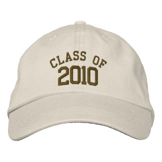 Customizable Class of Embroidered Baseball Hat
