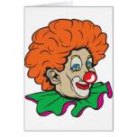 Customizable Clown! Greeting Card