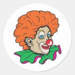 Customizable Clown! Sticker