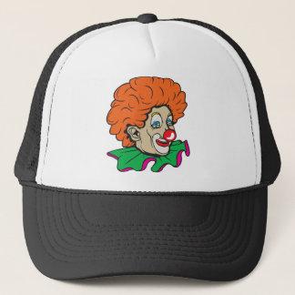 Customizable Clown! Trucker Hat