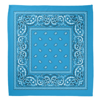 Free Color Pages Of Bandanas