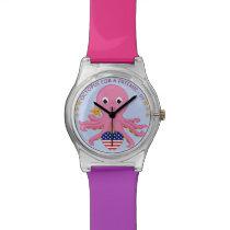 Customizable Colors Wrist Watch OFAP - US