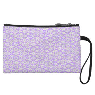 Customizable Colour Lace Effect Clutch/Make-up Bag