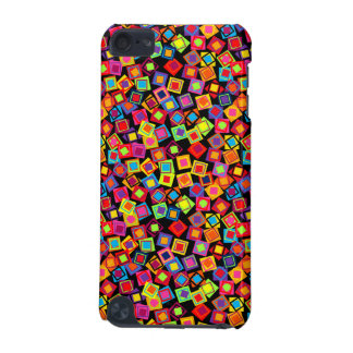 Customizable Confetti Squares iPod Touch (5th Generation) Covers