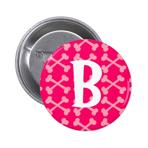 Customizable Crossbones 2 Inch Round Button