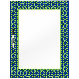 Customizable Crossbones Dry-Erase Whiteboards