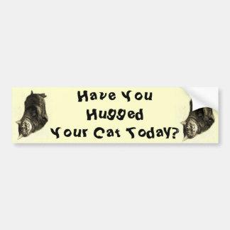 Customizable Cuddles Bumper Sticker