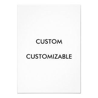 CUSTOMIZABLE CUSTOM CUSTOMIZE BLANK CARD