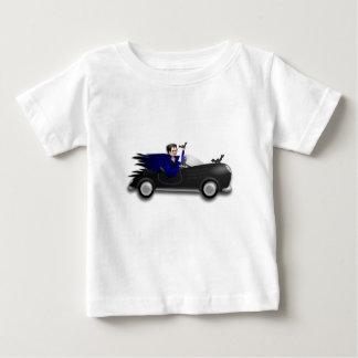 Customizable Cute Dracula Designs Baby T-Shirt