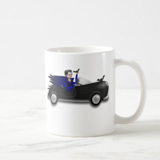 Customizable Cute Dracula Designs Coffee Mug