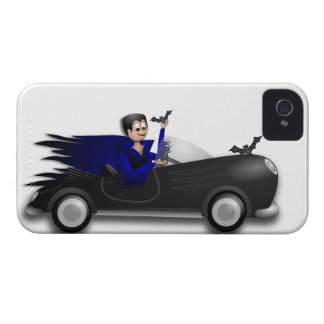 Customizable Cute Dracula Designs iPhone 4 Case