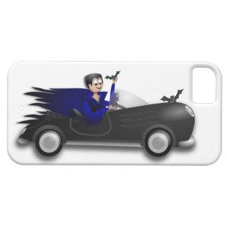 Customizable Cute Dracula Designs iPhone SE/5/5s Case