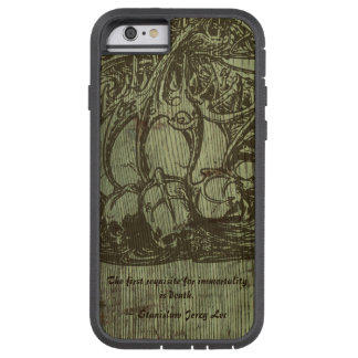 Customizable Cyril Goldie Bookplate iphone6 case