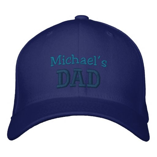 Customizable Dad Hat