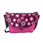Customizable Daisies Courier Bags