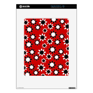 Customizable Daisies Decal For The iPad
