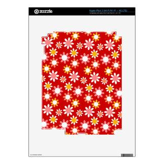 Customizable Daisies Skins For iPad 3