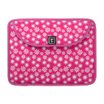 Customizable Daisies Sleeves For MacBook Pro