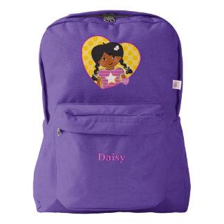 Customizable Daisy Backpack