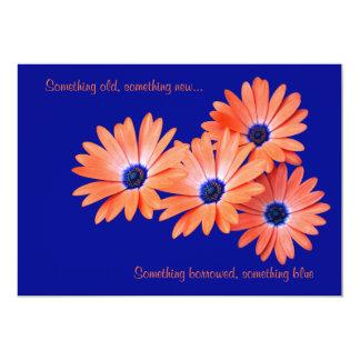 Customizable Daisy Wedding Invitation