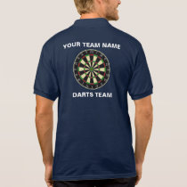 Customizable Darts Team Name Shirt - Version 1