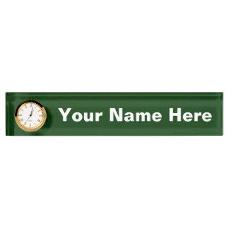 Students Desk Name Plates