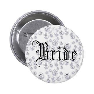 Customizable Diamonds Button