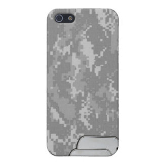 Customizable Digital Camouflage i Case For iPhone 5