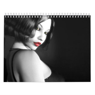Customizable Digital Fantasy Calendar V2