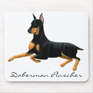 Customizable Doberman Pinscher Mousepad