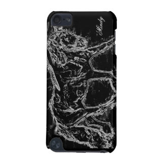 Customizable Dressage Drawing iPod Touch (5th Generation) Covers