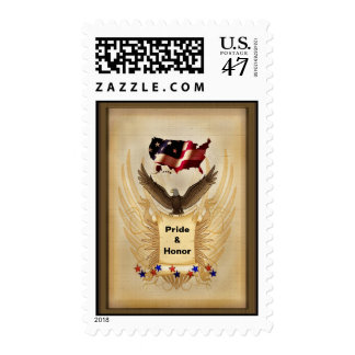 Customizable - Eagle - Event - Postage Stamp
