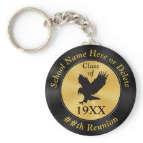 Customizable Eagle Inexpensive Class Reunion Ideas Keychain