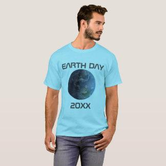 Customizable Earth Day 20XX T-Shirt