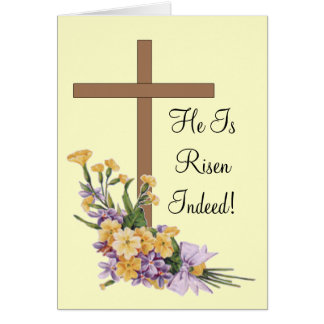 Customizable Easter Cards