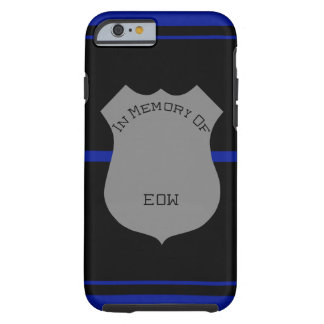 Customizable EOW Badge iPhone 6 Case