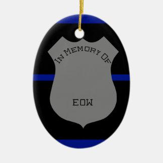 Customizable EOW Badge Ornament