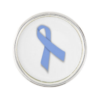Customizable Esophageal Cancer Lapel Pin