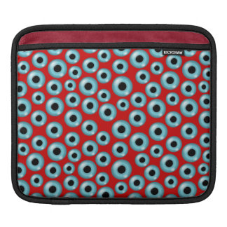 Customizable Eyeballs Sleeve For iPads