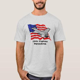 Customizable F16 Fighting Falcon Design T-Shirt