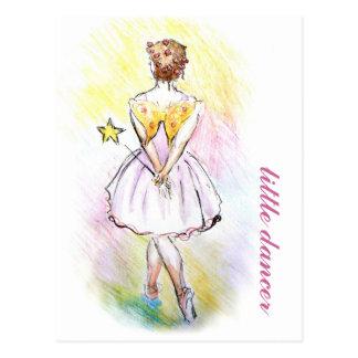 Customizable: Fairy dancer Postcard