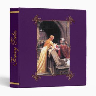 Customizable Fairy Tale Binder