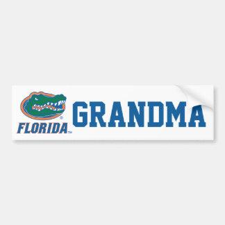Customizable Family Gator Bumper Stickers