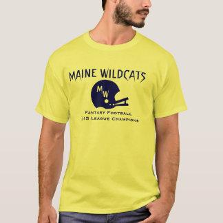 Customizable Fantasy Football Championship t-shirt