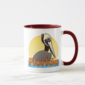 Customizable FL Brown Pelican Mug