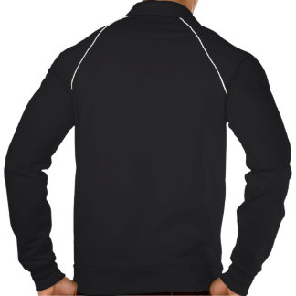 Customizable Fleece Track Jacket