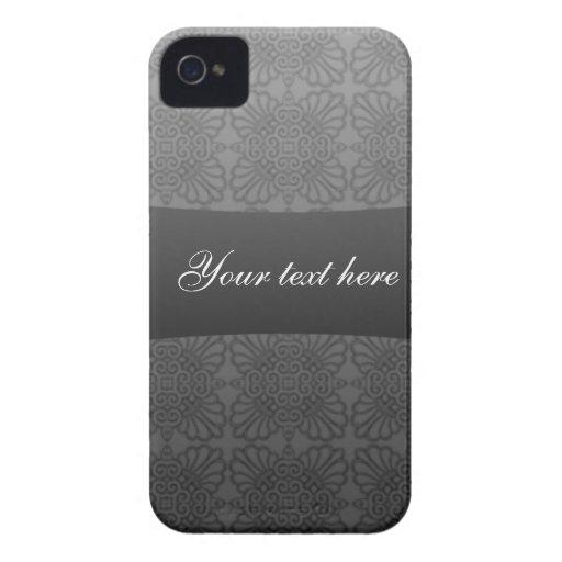 Customizable Floral iPhone vol3 Case-Mate iPhone 4 Case