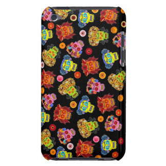 Customizable Floral Sugar Skulls iPod Case-Mate Cases